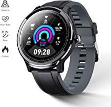 GOKOO Smart Watch Sport Activity Tracker Waterproof Smartwatch for Men with Blood..