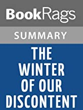 Summary & Study Guide The Winter of Our Discontent by John Steinbeck