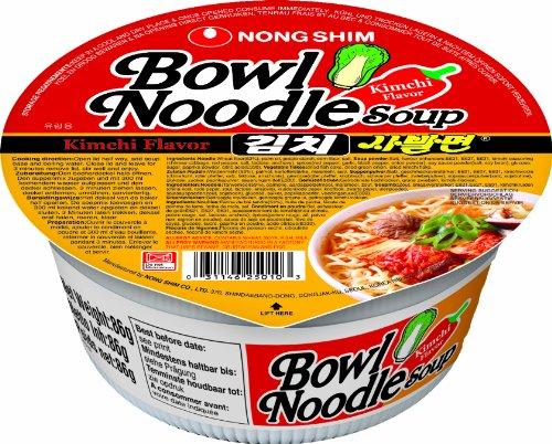 Nong Shim Piatti confezionati