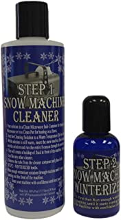 Froggys Fog - Universal Snow Machine Cleaner and Winterizer Kit