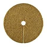 Disco in fibra di cocco per protezione piante in vaso Ø45cm