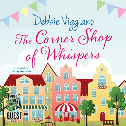 The Corner Shop of Whispers cover art
