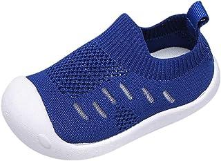 WINJIN Chaussures pour Enfants Bébés Garçons Filles Baskets Basses Mesh Couple Chaussures de Sport/Running à Enfiler - Emp...