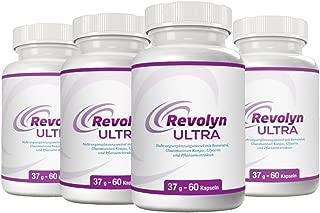 Revolyn Ultra Pilules dietetiques pour une perte poids efficace Lot flacons prix avantageux  4