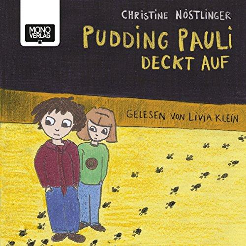 Couverture de Pudding Pauli deckt auf