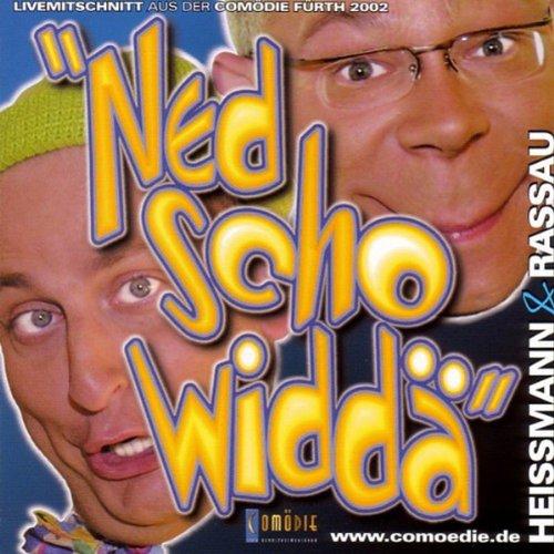 Ned Scho Widdä Titelbild