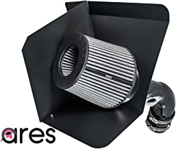 Ares Black Air Intake Kit AHI-TY-03RD with heat shield for 2009-2017 Toyota Corolla /2016-2017 Scion IM