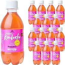Wow Kombucha ワオコンブチャ ミックスベリー 植物性発酵飲料 (300ml/15本入)