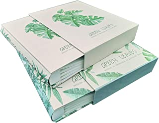 TOTOCAN 4X6 Photo Album Pack of 2, Each Picture Album Holds Up to 200 4x6 Photos, Total 400 Photos,Family - Travel - Baby ...