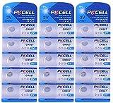 PKCELL 15X CR9273V Lithium Pila de Botón 30mAh (3Blist ercards a 5Pilas) Marca Ware FBA