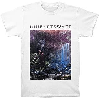 in Hearts Wake Men's Wizard T-Shirt White