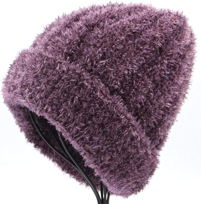 Dianye Gift for Mom Gift for grandmother Bonnet Hat Winter Hat Cap Cap windshield cap