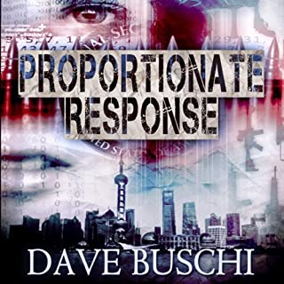 Proportionate Response audiobook cover art
