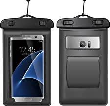 Jlyifan Waterproof Armband Bag Dry Pouch Cover Case for Motorola Moto M/Z Play/Force / G4 Plus/LG Stylo 2 / LG 5X / X Power/BlackBerry DKET70 Black 4326916592