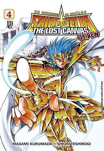 Cavaleiros do Zodíaco (Saint Seiya) - The Lost Canvas: Gaiden - Volume 4
