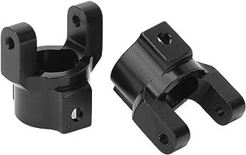 Aluminium Caster Mount Lichtgewicht Caster Mount voor Rc Auto Model(Black R86022BL)