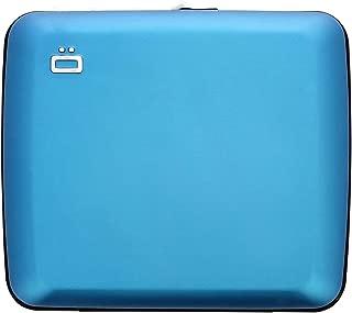Ogon Design Metal Mini Safe Code Wallet (Blue)