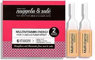 Nuggela & Sulé Multivitamin-Energy Ampoule 2 x 10ml / 0.338FL.Oz. - A true beauty enhancer. Illuminates, nourishes and str...