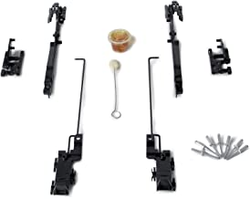 RANSOTO Sunroof Repair Kit for Ford F150 / F250 / F350 / F450 2000-2016 Expedition Sunroof Shade Slider Sunroof Repair Parts (Model A)