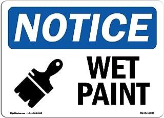 wet paint symbol