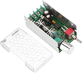 Motor Variable Speed Control Switch, 12-40V DC Brushed Motor Variable Speed Control PWM Controller for CW/CCW