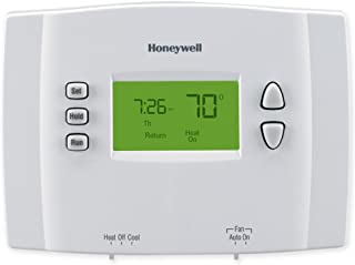 Honeywell Home RTH2300B1012 5-2 Day Programmable Thermostat, White