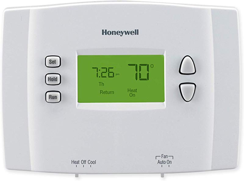 Honeywell RTH2300B1012 E1 5 2 Day Programmable Thermostat