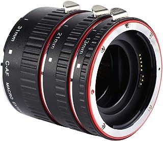 FOTGA Autofocus Macro AF Messa a fuoco Automatico 13mm 20mm 36mm Tubo di prolunga estensione Set DG per Kenko Canon EF EF-S Attacco obiettivo