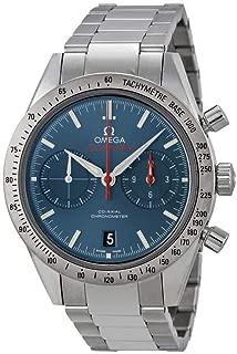 Omega Speedmaster Chronograph Blue Dial Men's Watch 33110425103001