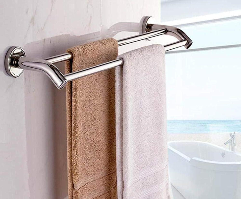 In Dry-Towels Room of Wall mounting in Stainless Steel Shelves-Towels Bar,Door of Towel-Door, Bathroom,Dual 50cm Supplies