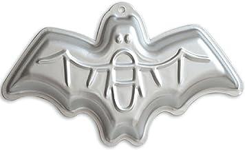 ZJWEI 12 Inch Plane Aluminum Alloy 3D Cake Mold Baking Mould Tin Cake Pan -Anode bat