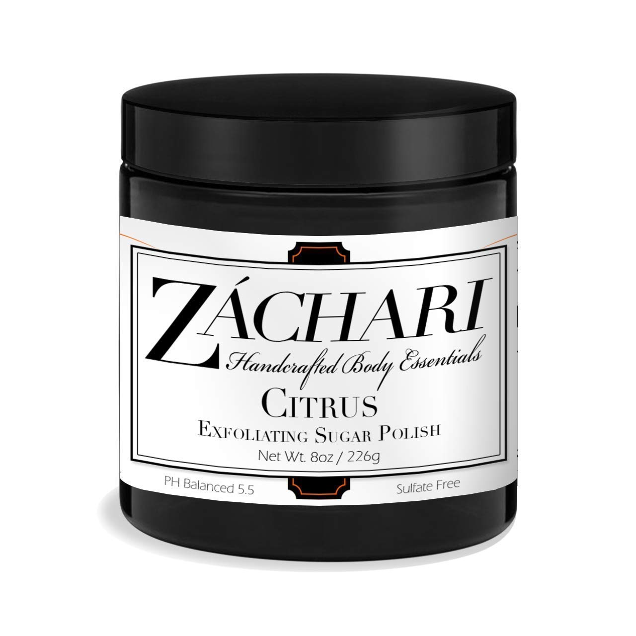 Ultra-Cheap Deals Zachari Sugar Super beauty product restock quality top Scrub Citrus 8 and Ultra Hydrating Exfoliatin oz