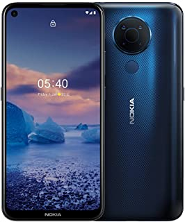 """Nokia 5.4 Android Smartphone, 4GB RAM, 128 GB Memory, 6.39"""" HD+ screen, Qualcomm® Snapdragon™ 662,2 day battery life, 48 M..."""