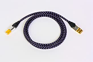 Analysis Plus Purple Plus USB Audiophile Quality USB Cable 1.5m NEW A-B