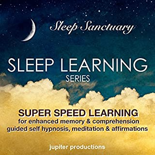 Super Speed Learning for Enhanced Memory & Comprehension audiobook cover art