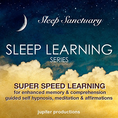 Super Speed Learning for Enhanced Memory & Comprehension cover art