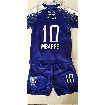 Générique Nouveau Maillot ET Short Foot France Euro 2020