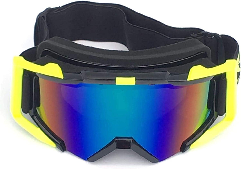 Beydodo Skibrille Herren Damen Winddichte Brille Sport Arbeitsbrille Brillentrger Unisex Schutzbrille Beschlagfrei Schwarz Grün
