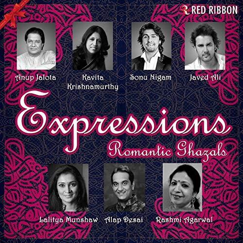 Alap Desai, Rashmi Agarwal, Vidhi Sharma, Kavita Krishnamurthy, Javed Ali, Lalitya Munshaw, Anup Jalota, Sonu Nigam & Ahmed Hussain, Mohammad Hussain