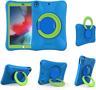 NLR Kids EVA Case for iPad | Multi-Direction Stable Stand | Compatible with 9.7-Inch New iPad 2018/2017 (6th/5th Generatio...