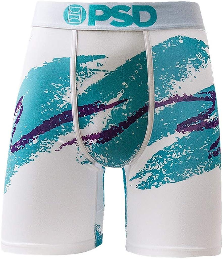 PSD Men's Brief Underwear Bottom (White / 90'S Cup