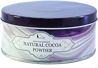 looms & weaves - Natural Cocoa Powder for Chocolate Facial - 100 gm