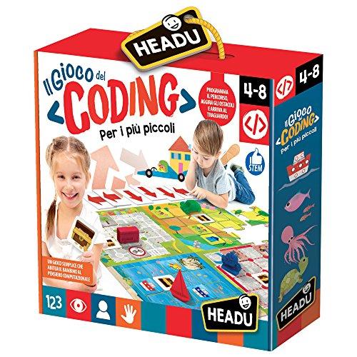 Headu-il Gioco del Coding, IT20621