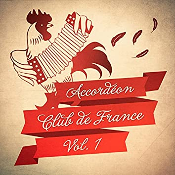 Accordéon Club de France, Vol. 1