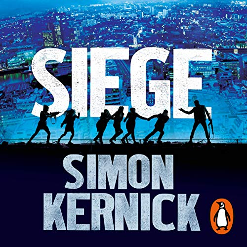 Siege cover art