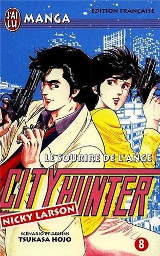 City Hunter (Nicky Larson), tome 8 : Le Sourire de l'ange