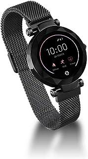 Relógio Smartwatch Paris Preto Atrio Leitura De Mensagem Modo Esportivo Monitor Cardíaco e Sono à Prova de Água IP67 – ES267
