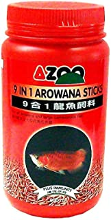 AZOO AZ80078 9 in 1 Arowana Stick-900 ml Fish Food