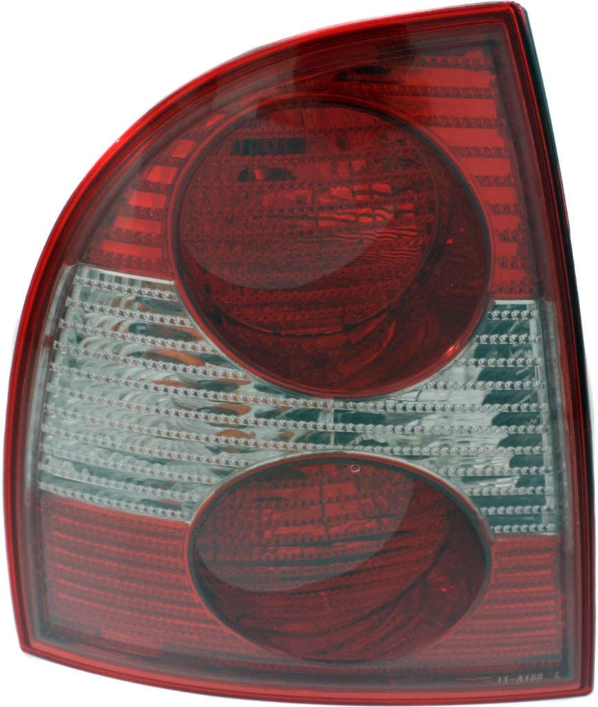 CarLights360: For Volkswagen Passat Tail 2001 Light Purchase 02 supreme Assembly