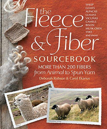 Robson, D: The Fleece & Fiber Sourcebook